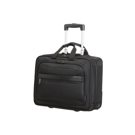 "SAMSONITE Taška na kolečkách na notebook 17,3"" Vectura Evo USB Black, 46 x 20 x 35 (123675/1041)"