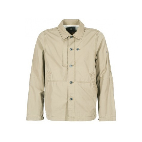 G-Star Raw RACKAM OVERSHIRT Khaki