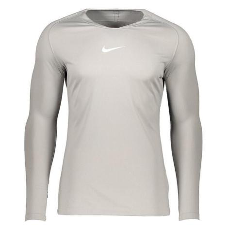 Funkční termo tričko Nike Park Šedá