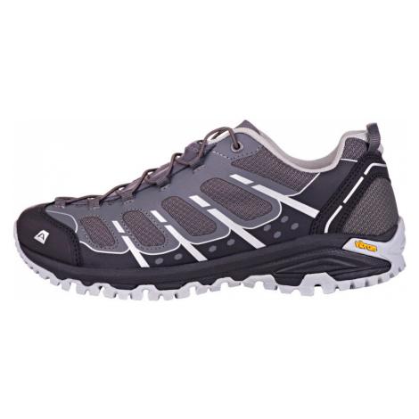 ALPINE PRO TYLANY Unisex outdoorová obuv UBTN064779 tmavě šedá