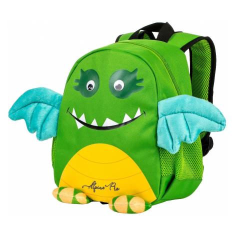 Dětský batoh Alpine Pro COLE - zelená