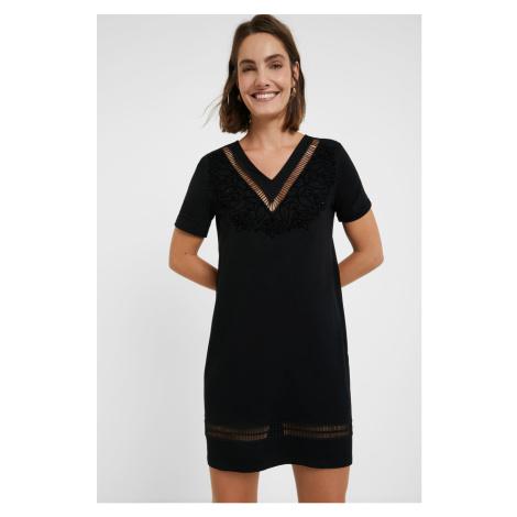 Desigual černé šaty