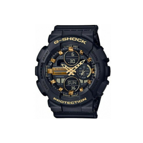 """Casio G-Shock GMA S140M-1AER """"Metallic Markers and Accents"""""""