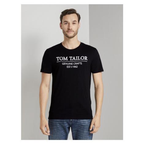 Tom Tailor pánské triko s logem 1021229/29999