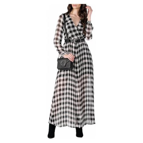 Kostkované šaty - GUESS