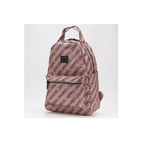 The Herschel Supply CO. Nova S Backpack světle fialový / černý