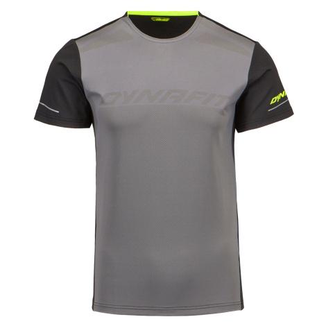 Tričko Dynafit ALPINE S/S šedá