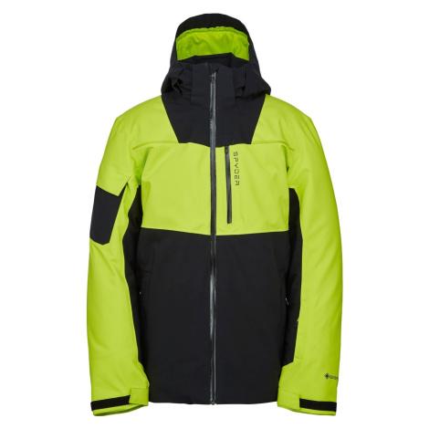 Bunda Spyder Chambers GTX Jacket M - černá/zelená