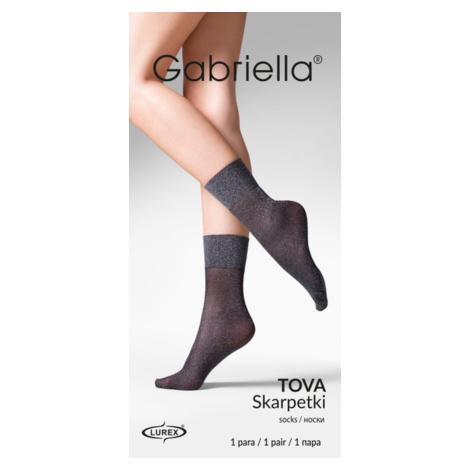 Dámské ponožky vzor TOVA uni Gabriella