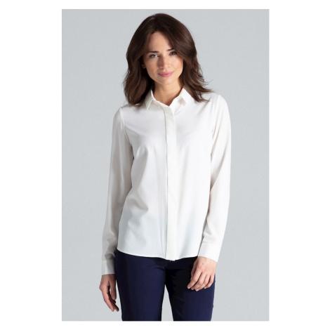 Košile s dlouhým rukávem model 133244 Lenitif
