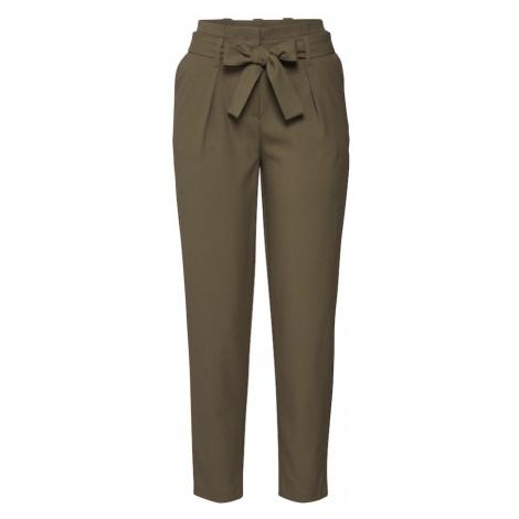 ONLY Kalhoty 'NICOLE' khaki
