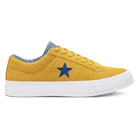 BOTY CONVERSE One Star U - žlutá - 411333
