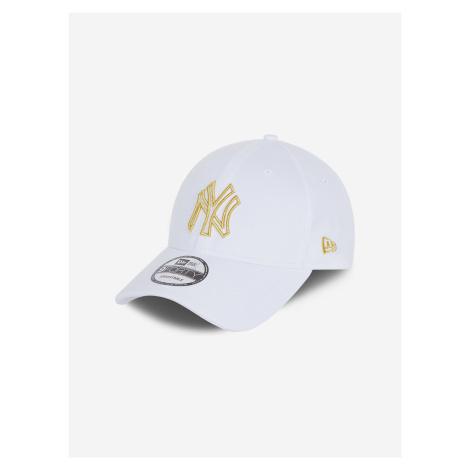940 MLB New York Yankees Kšiltovka New Era Bílá
