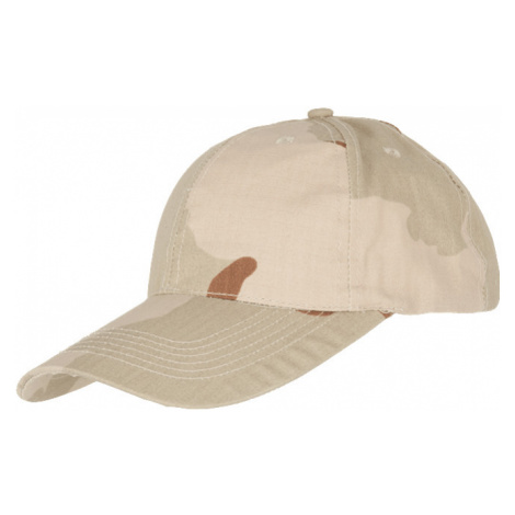 Čepice Baseball Cap RipStop desert 3 barvy Männlein