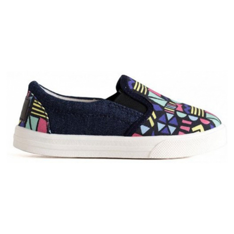 Slip-On BOSTON Geometric Teen (Limitovaná edice) Oldcom