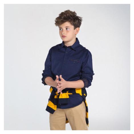 Chlapecká košile Mayoral 7132 | modrá
