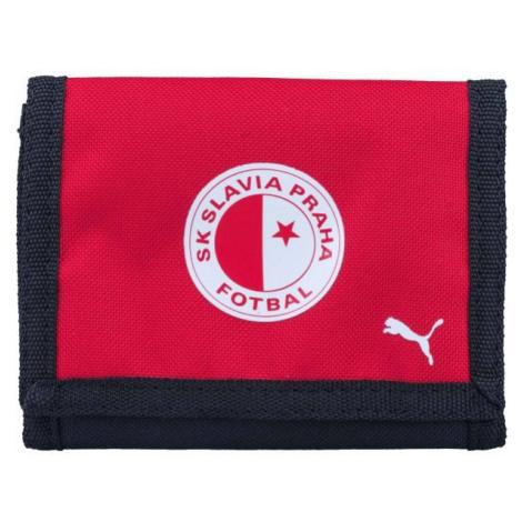 Puma SKS WALLET červená - Peněženka