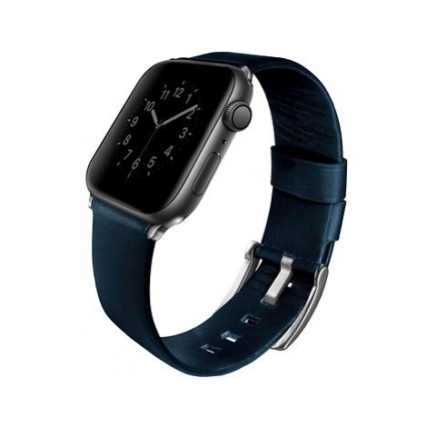 Uniq Mondain pro Apple Watch 44mm Royal modrý