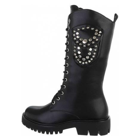 Dámské šněrovací boty