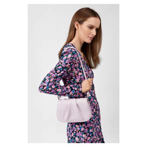 Malá kabelka s řasením Orsay