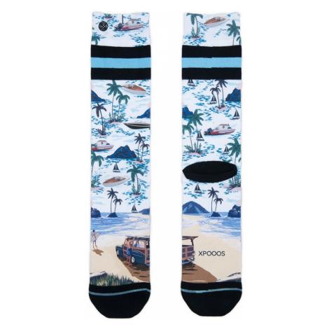 XPOOOS pánské ponožky 60147 - Vícebarevné