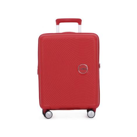 Samsonite AMERICAN TOURISTER 001 SOUNDBOX SPINNER 5520 TX Červená
