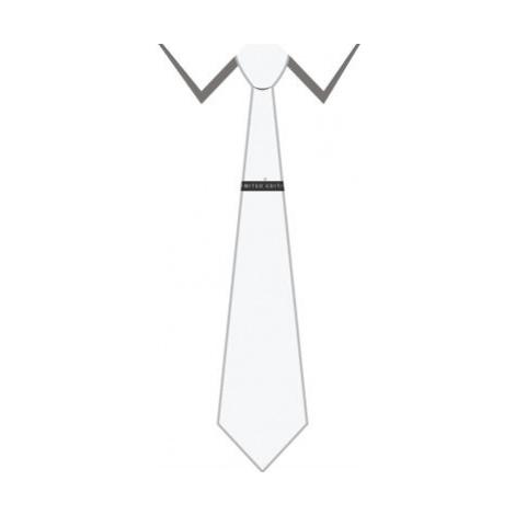 Kravata bílá limitovaná edice