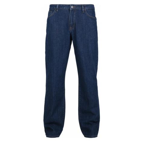 Loose Fit Jeans - mid indigo
