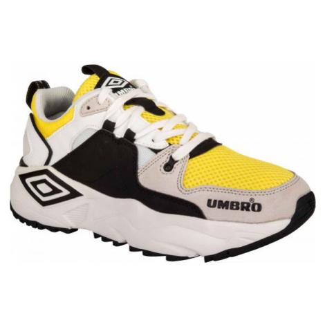 Umbro RUN M LE černá - Pánská volnočasová obuv