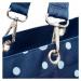 Nákupní taška Reisenthel Shopper XL Spots navy