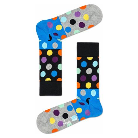 Big Dot Block Sock Happy Socks