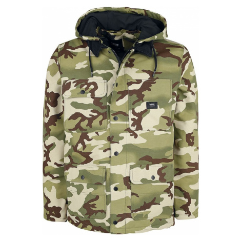 Vans Drill Chore Coat MTE Camo bunda maskáčová