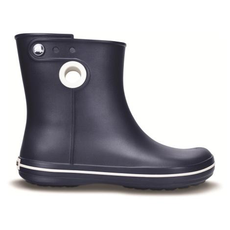 Crocs Women's Jaunt Shorty Boot Navy W4