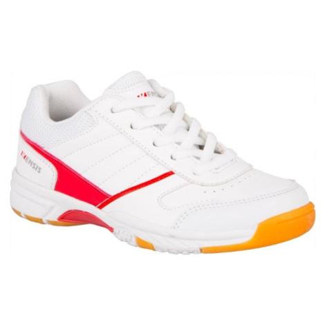 Kensis WAYLAN červená - Dětská sálová obuv
