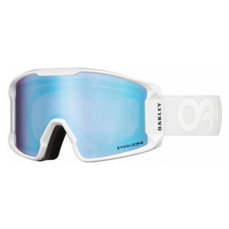 Oakley LINE MINER XM bílá - Sjezdové brýle
