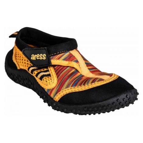 Aress BENKAI oranžová - Dětské boty do vody