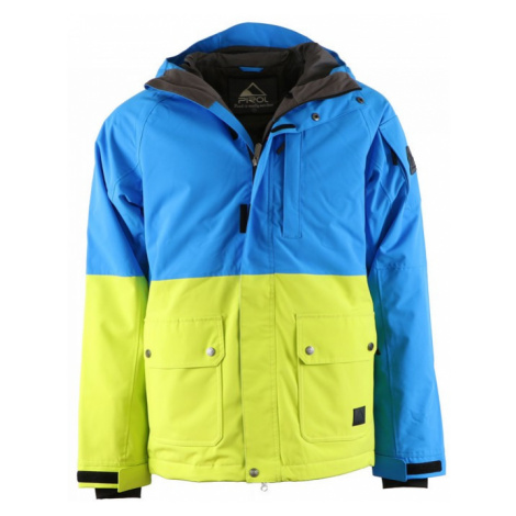 PIROL bunda pánská Gentleman Snow Equality FWM17001 zimní na snowboard