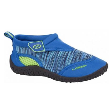 Loap SMART modrá - Dětské boty do vody