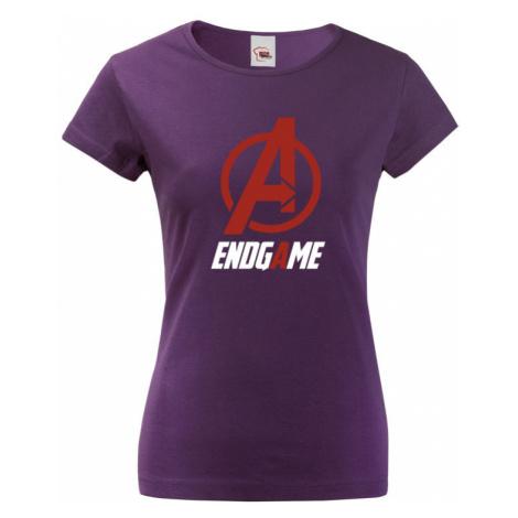 Dámské tričko s motivem Avengers EndGame - ideální pro fanoušky Marvel BezvaTriko