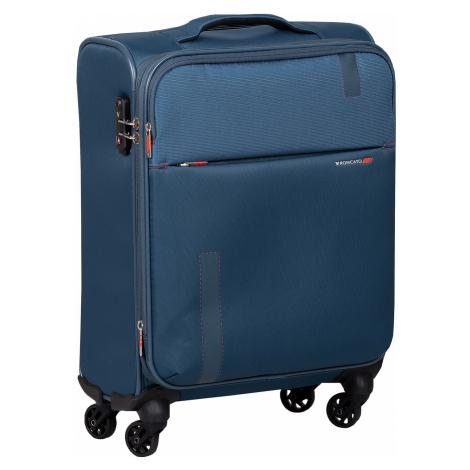 Palubní kufr na kolečkách tyrkysový Roncato