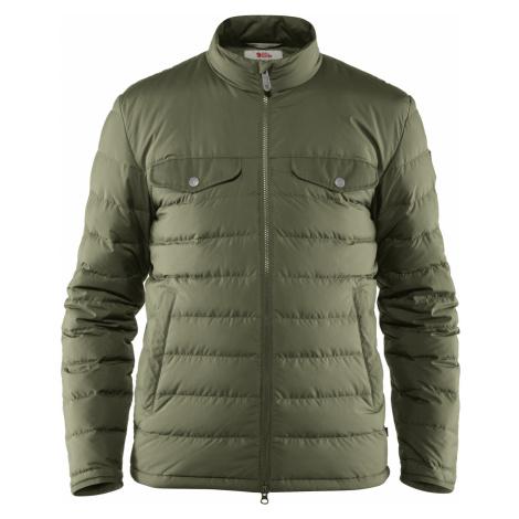 Pánská bunda FJÄLLRÄVEN Greenland Down Liner Jacket M, Green Fjällräven