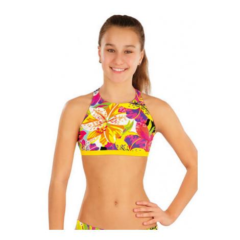 Dívčí plavkový sportovní top Litex 57552 | viz. foto