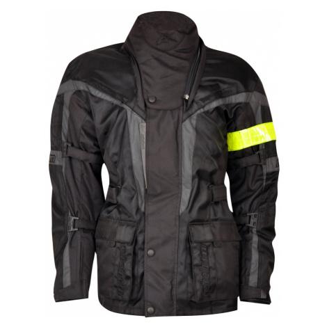 Textilní Bunda Rebelhorn Aviator 2 Černá