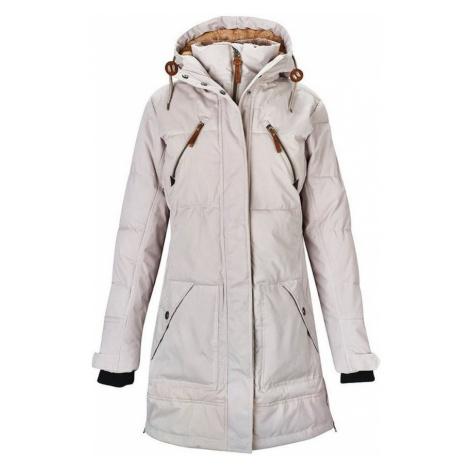 Kabát Killtec Trevara - Casual functional - krémová