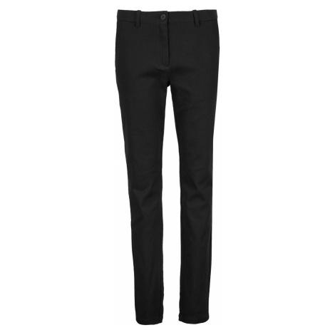 NEOBLU Dámské kalhoty GUSTAVE WOMEN 03179309 Deep black
