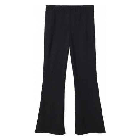 MANGO KIDS Kalhoty černá