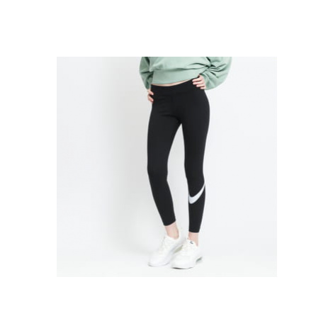 Nike W NSW Essential GX MR Legging černé