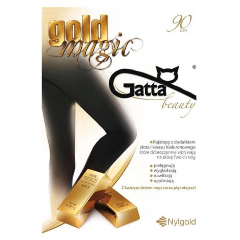 Dámské punčochové kalhoty Gatta Gold Magic 90 den