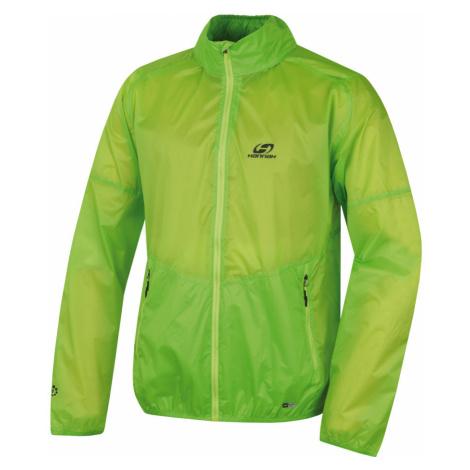 HANNAH Callow Pánská sportovní bunda 118HH0007LJ03 Lime green