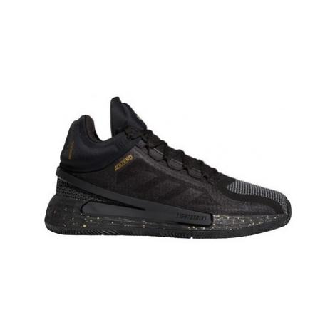 Adidas D Rose 11 Černá
